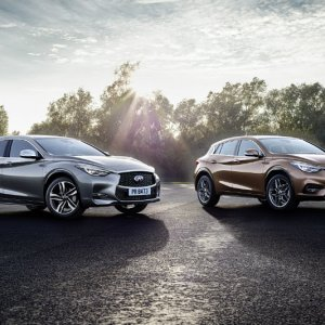 Infiniti Q30 Joins The Europcar Fleet